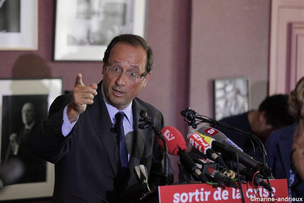 News - Francois Hollande