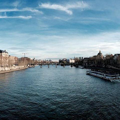 By the Seine #paris