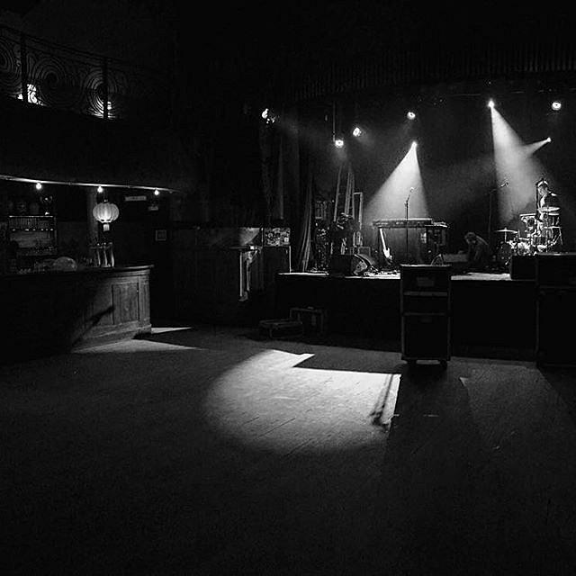 soundcheck before concert #divandumonde #divandumondeparis #paris #concert