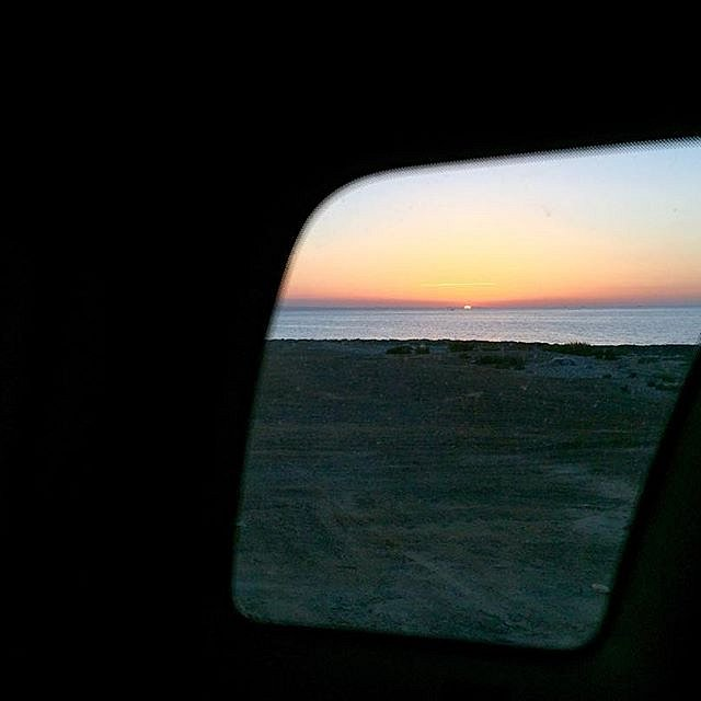 Last sunset #tunisie #djerba