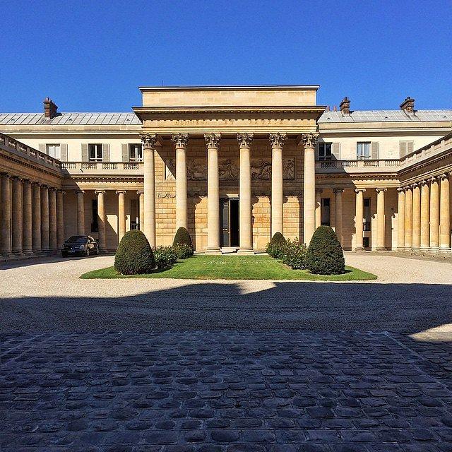Hôtel de Salm - Palais de la Légion d'honneur #paris