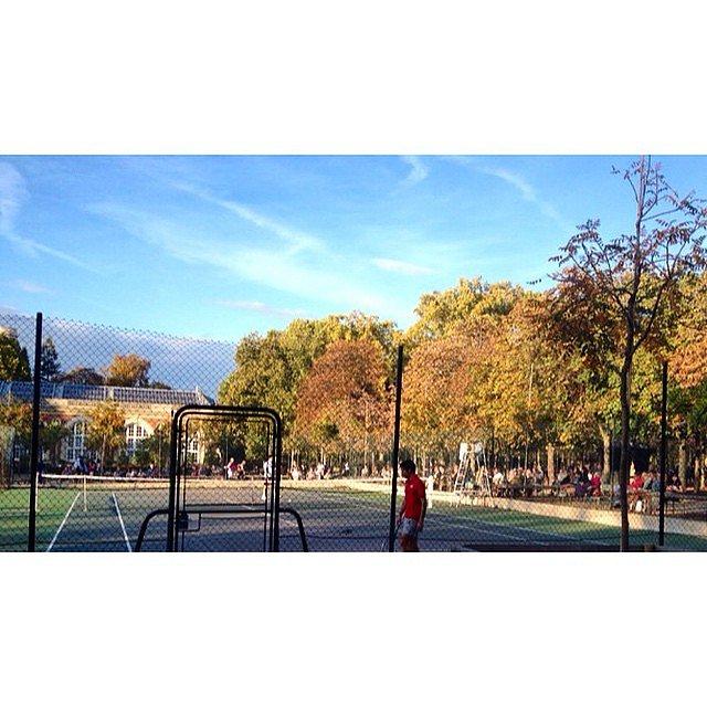 Autumn in Paris #paris #jardinduluxembourg #autumn #automne