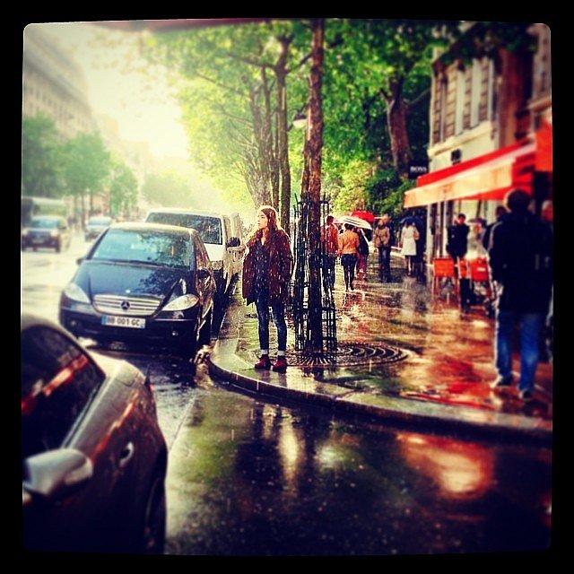 Rainy day III #paris #rain #pluie #street #streetphotography