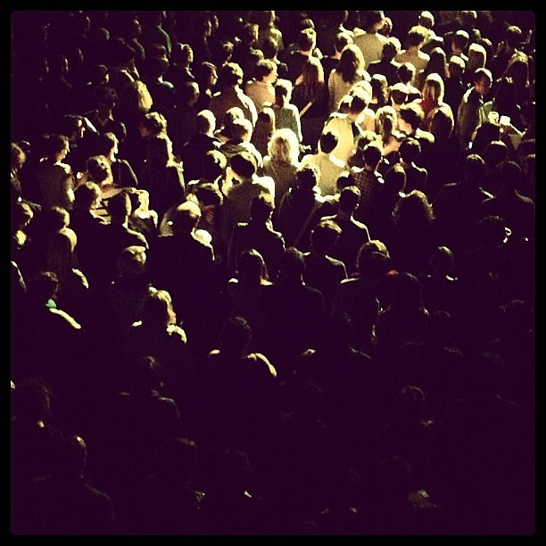 """The walking """"not"""" dead #concert #letrianon"""