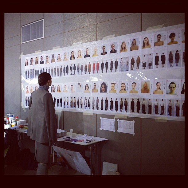 A little game: Find yourself ! - Maison Martin Margiela #pfw