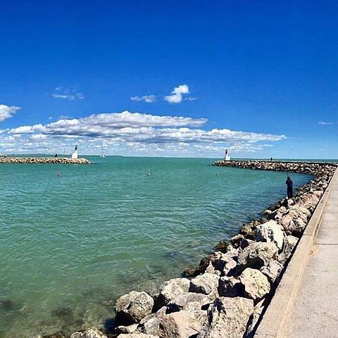 To the sea #sea #mer #carnonplage