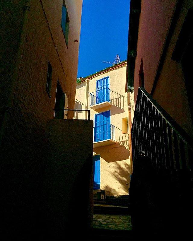 Street #collioure