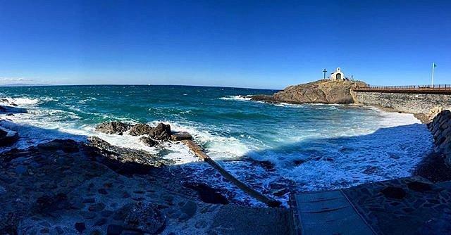The sea #mer #sea #collioure